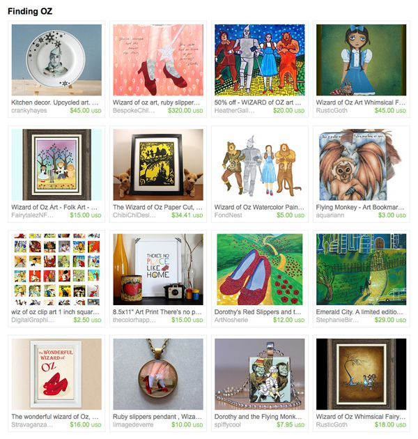 Etsytreasury time wizard of oz gift ideas include tin man wizard of oz gift ideas include tin man decorative plate by crankyhayes negle Images