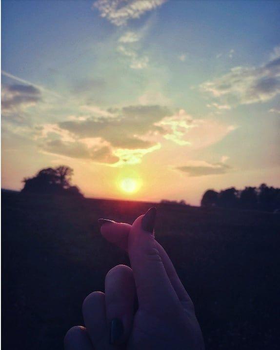 🌞❤️ #sun#sunnyday#sunshine#sunset#sky#bluesky#beautiful#best#foto#hand#followme#like4like