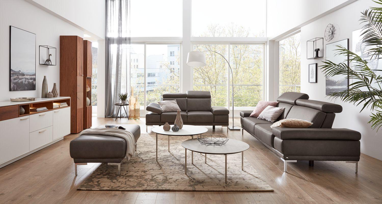 Wohnzimmer Von Interliving Bei Möbel Wallach In Celle Bei Hannover