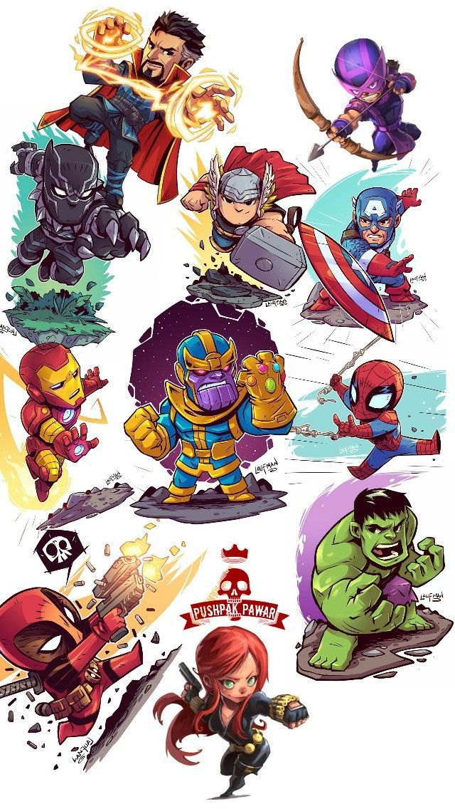 Download Top Marvel Background for Android Phone 2019