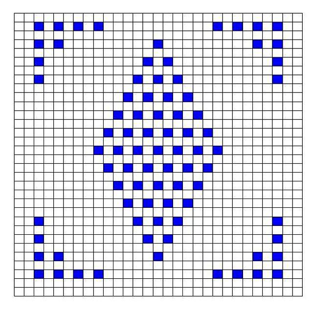 Ravelry: Decorative Bobble Charts by Kari Philpott   Granny ...