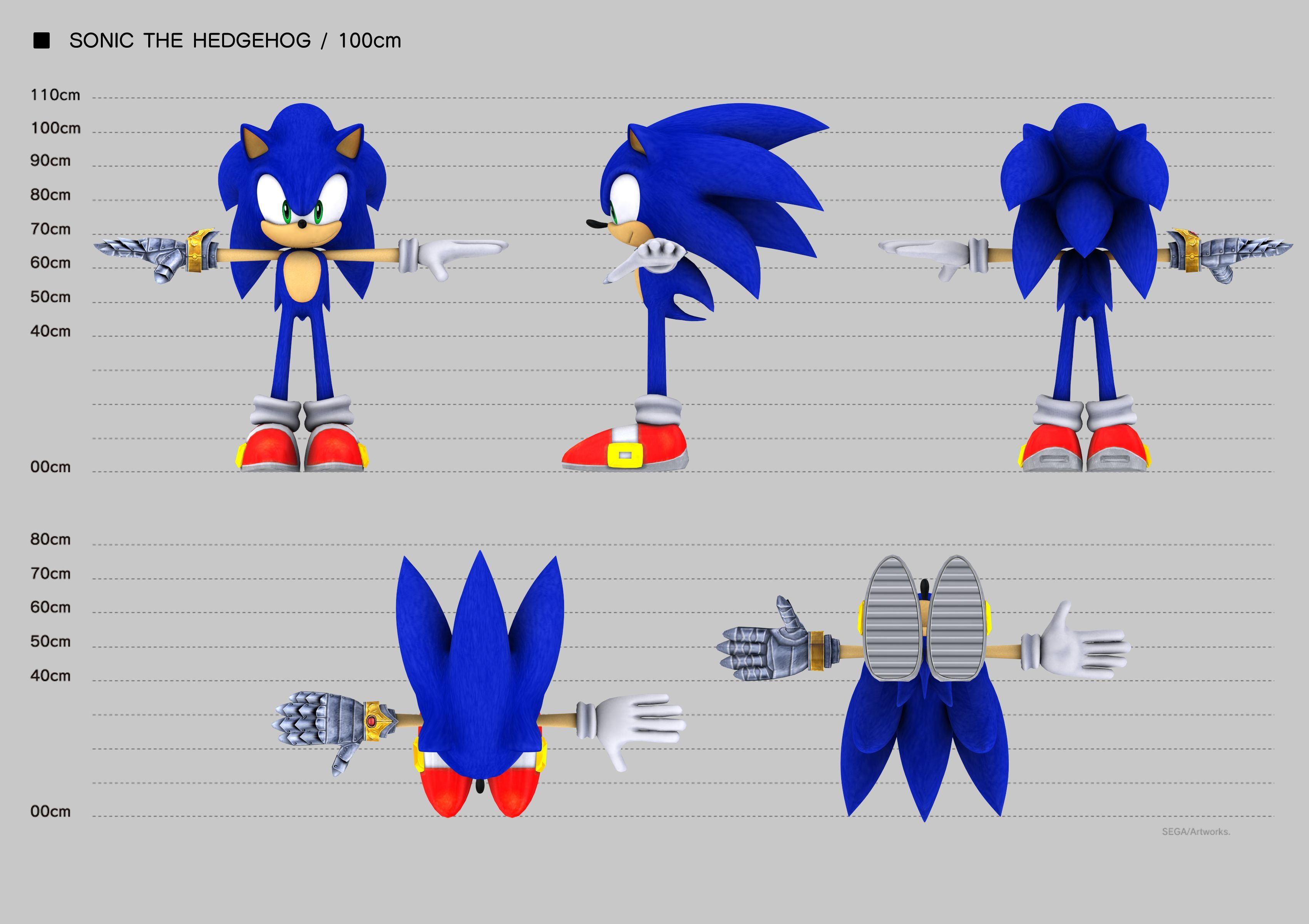 Sonic Sheet