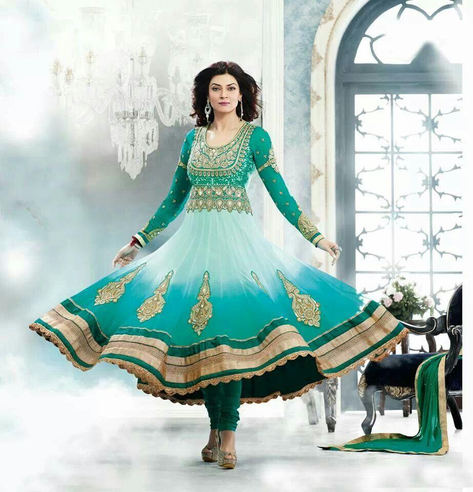 Punjabi suit ~ colour drives me insane!!!   wedding   Pinterest