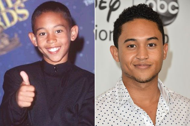 Tahj Mowry, brother of Tia and Tamara Mowry, played Michelle Tanner's  friend Teddy on Full House