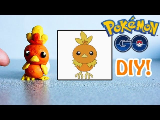 Pokemon gos torchic diy from modelling clay do it yourself craft pokemon gos torchic diy from modelling clay do it yourself craft tutorial solutioingenieria Gallery