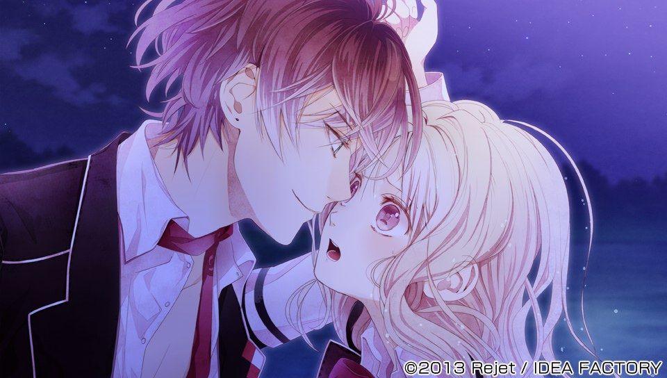 Dark anime lovers dating