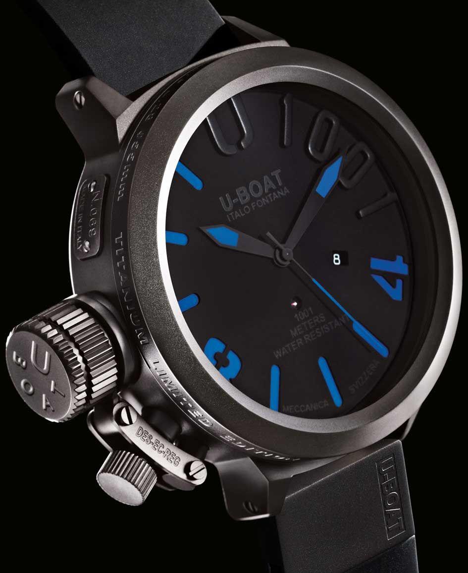 U-Boat Classico 55 U-1001 Limited Edition Watch from ...