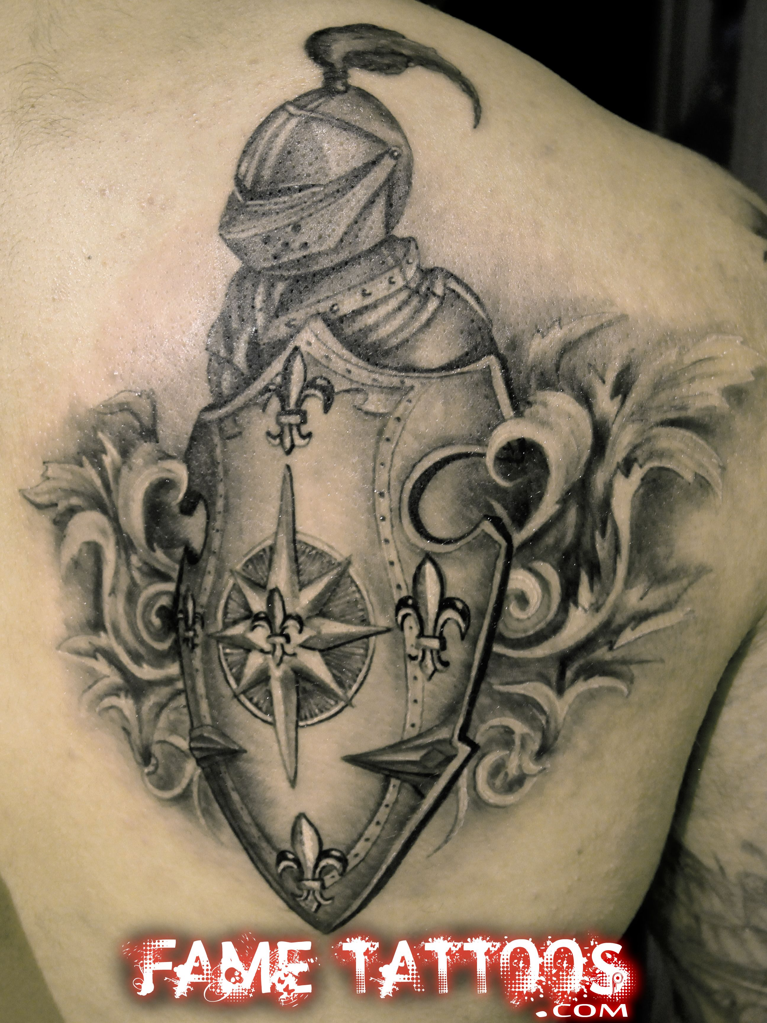 Küchenfliesen Tattoo Use The Form Below To Delete This Coat Of Arms Tattoo Designs The