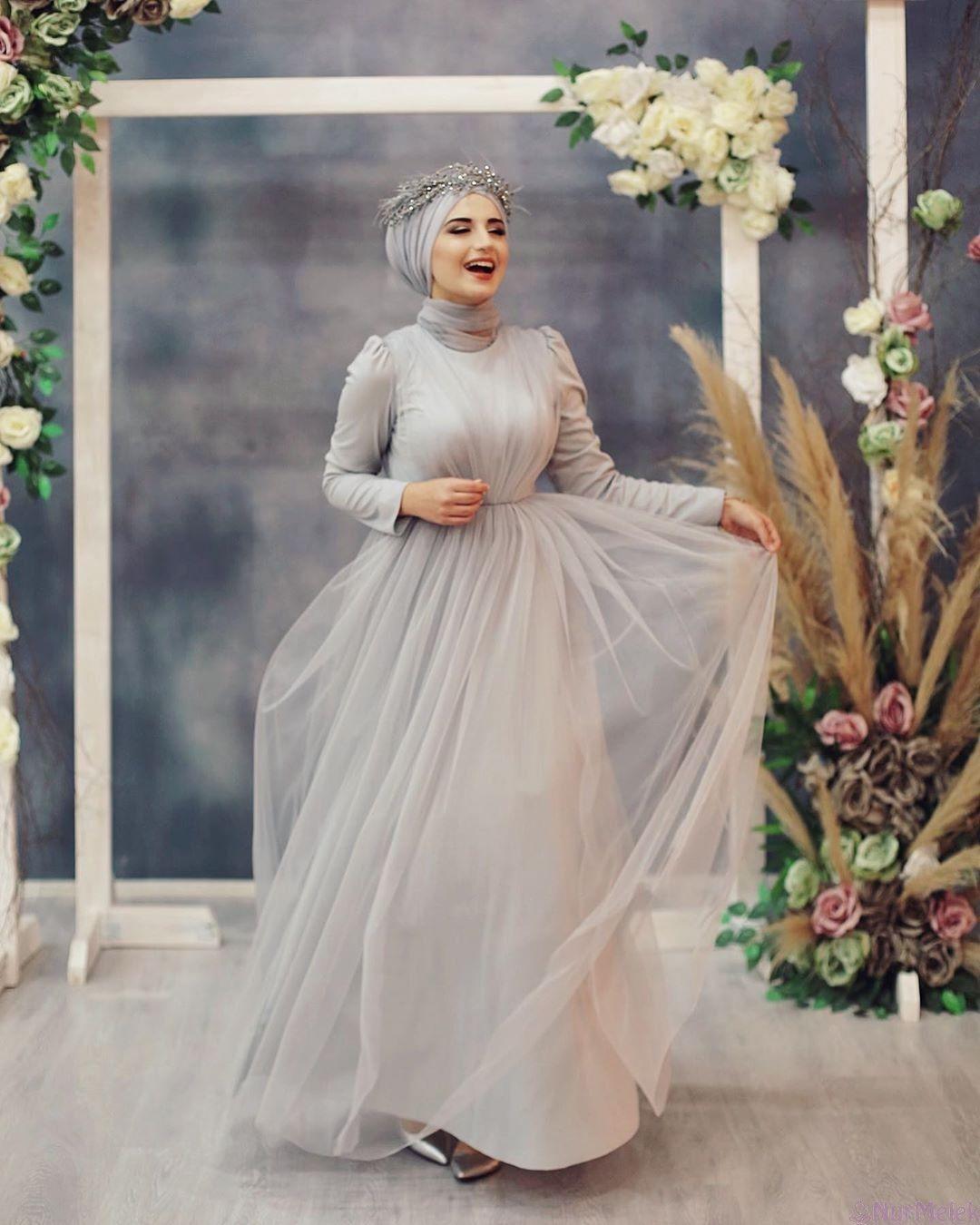 Photo of 2020 Yılının En Güzel 20 Genç Tesettür Abiye Modeli