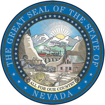 Nevada State Seal With Images Nevada State Nevada Usa Nevada