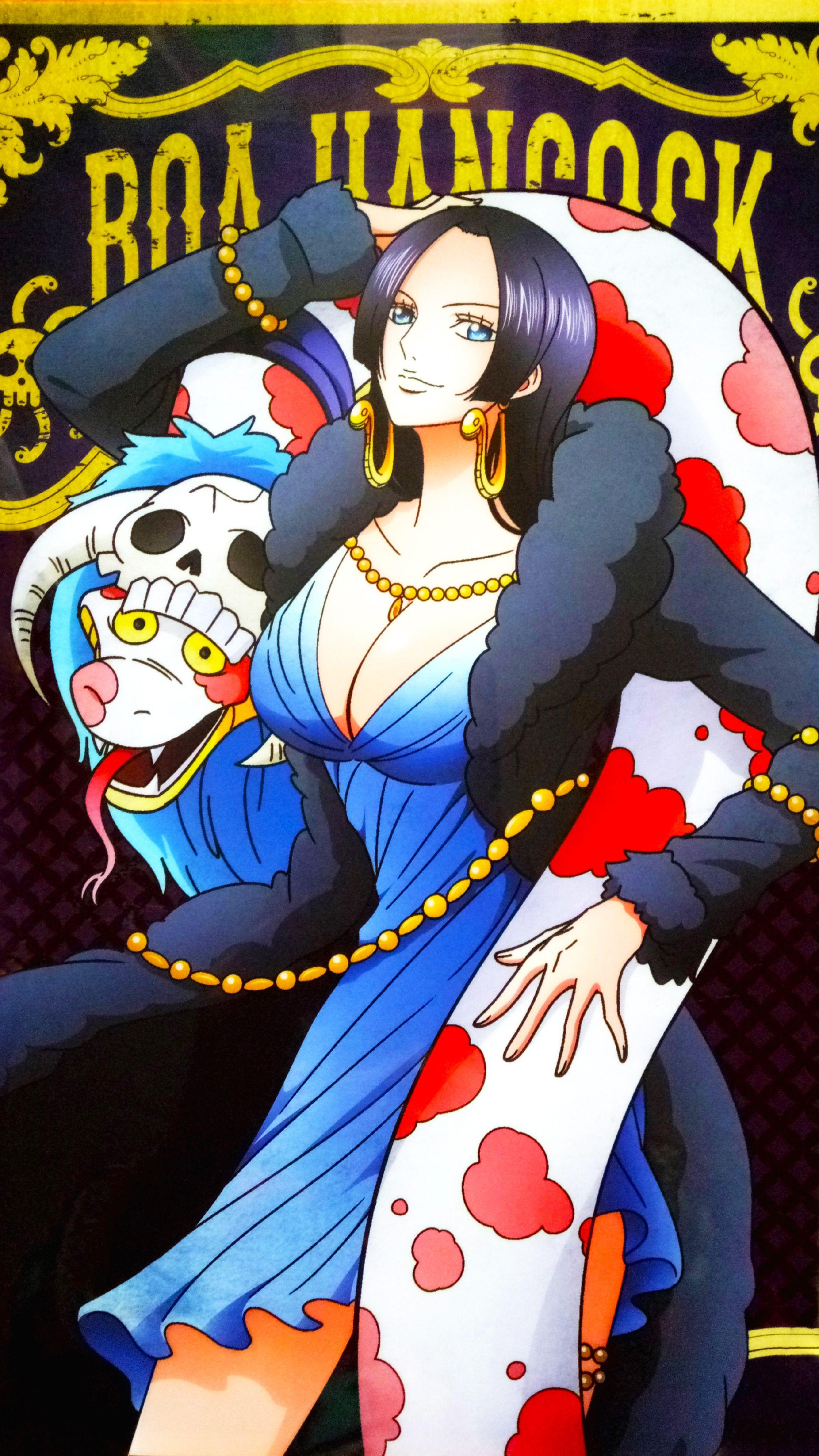 Boa hancock by lanahmd on deviantart in 2021 manga anime