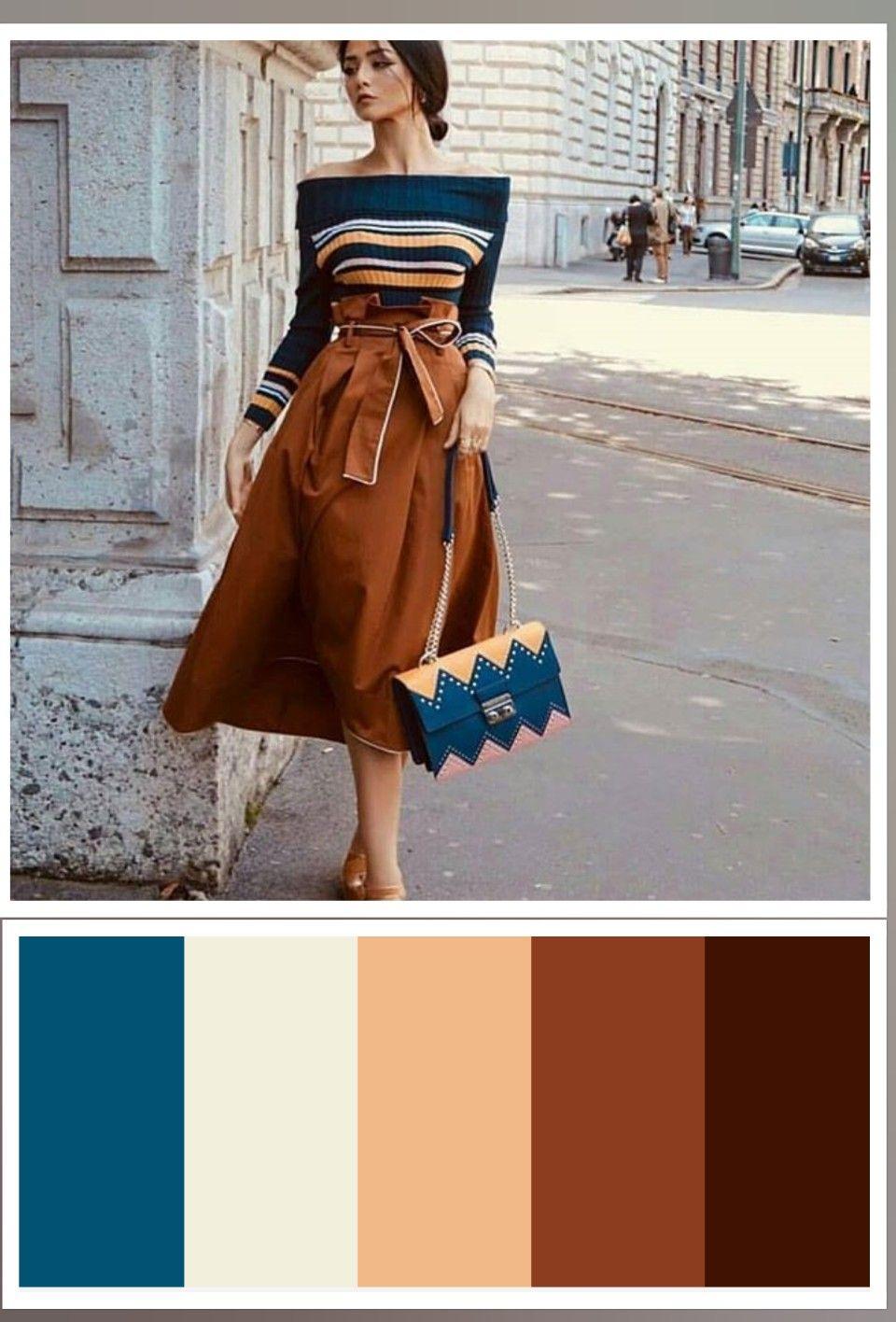 Magia dei colori e degli abbinamenti. Disegna il tuo Stile Daniela Salinas Consu…