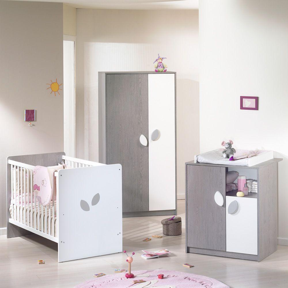 afficher l 39 image d 39 origine id e chambre b b pinterest sauthon gris blanc et chambres de b b. Black Bedroom Furniture Sets. Home Design Ideas