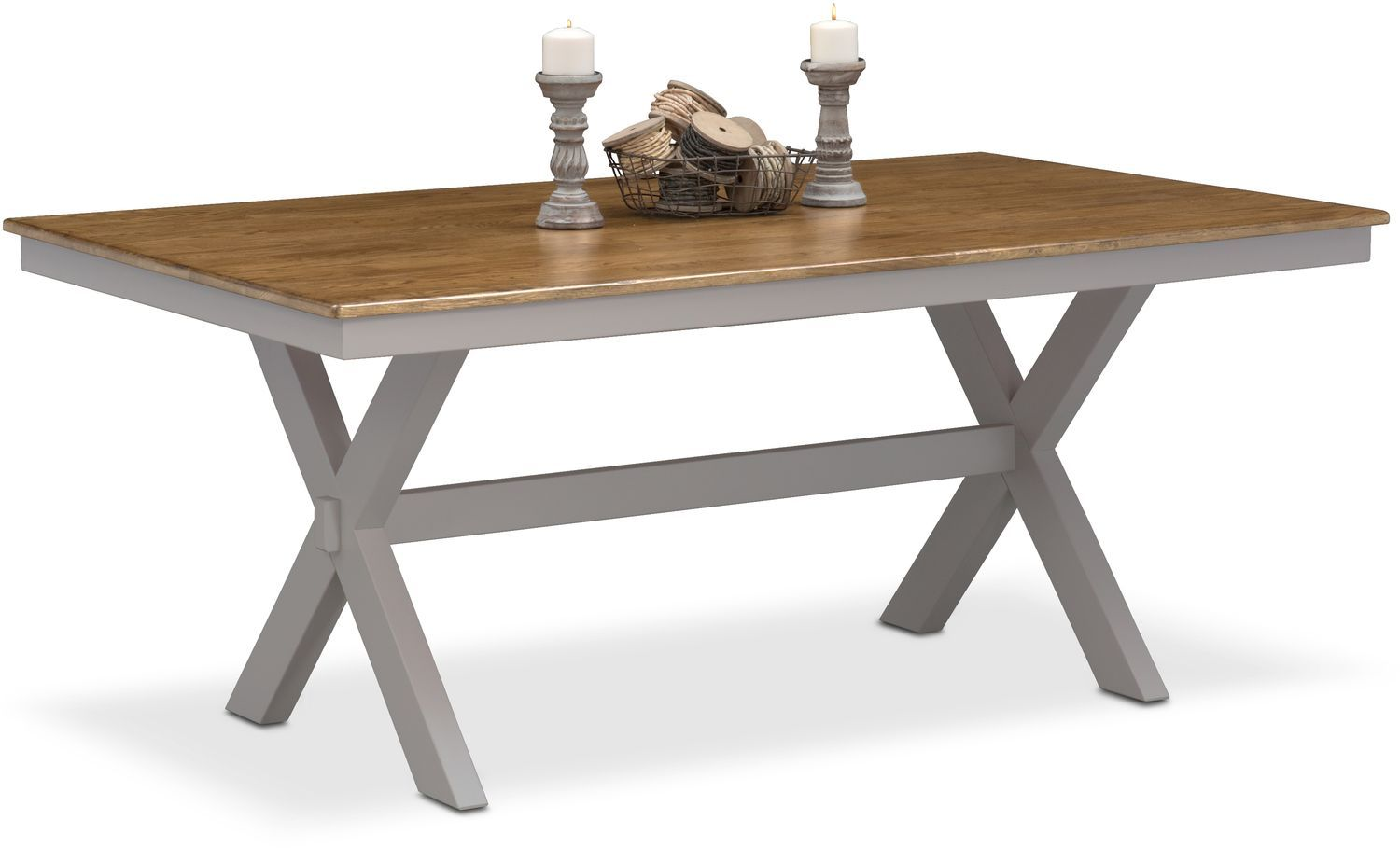 Nantucket Trestle Dining Table Trestle Dining Tables Dining