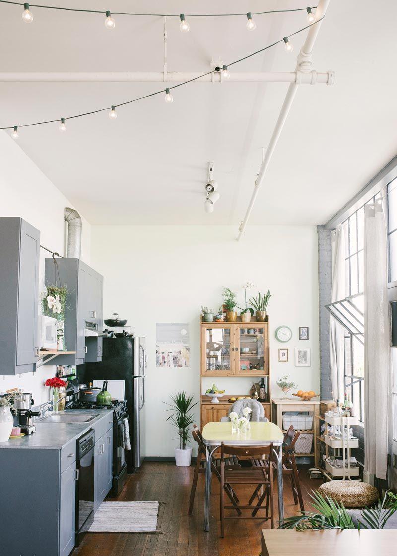 loft de estilo industrial decoraci n con bajo presupuesto