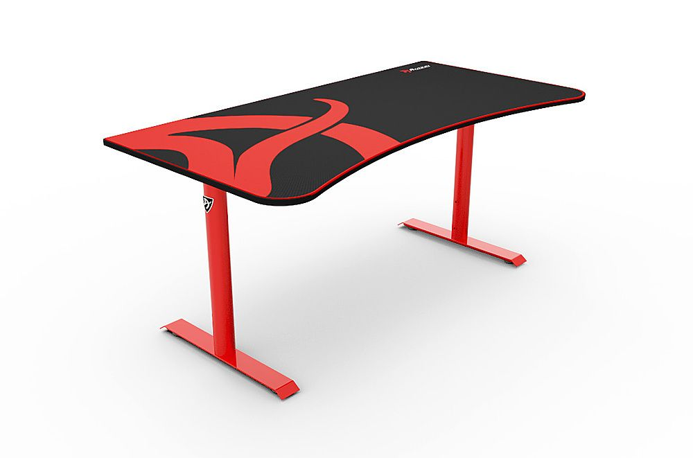 Arozzi - Arena Gaming Desk - Red #gamingdesk