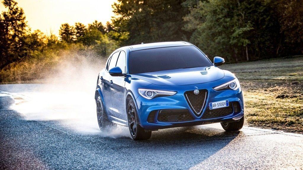 Alfa Romeo Stelvio Quadrifoglio 2018 Car 4k Wallpaper Alfa