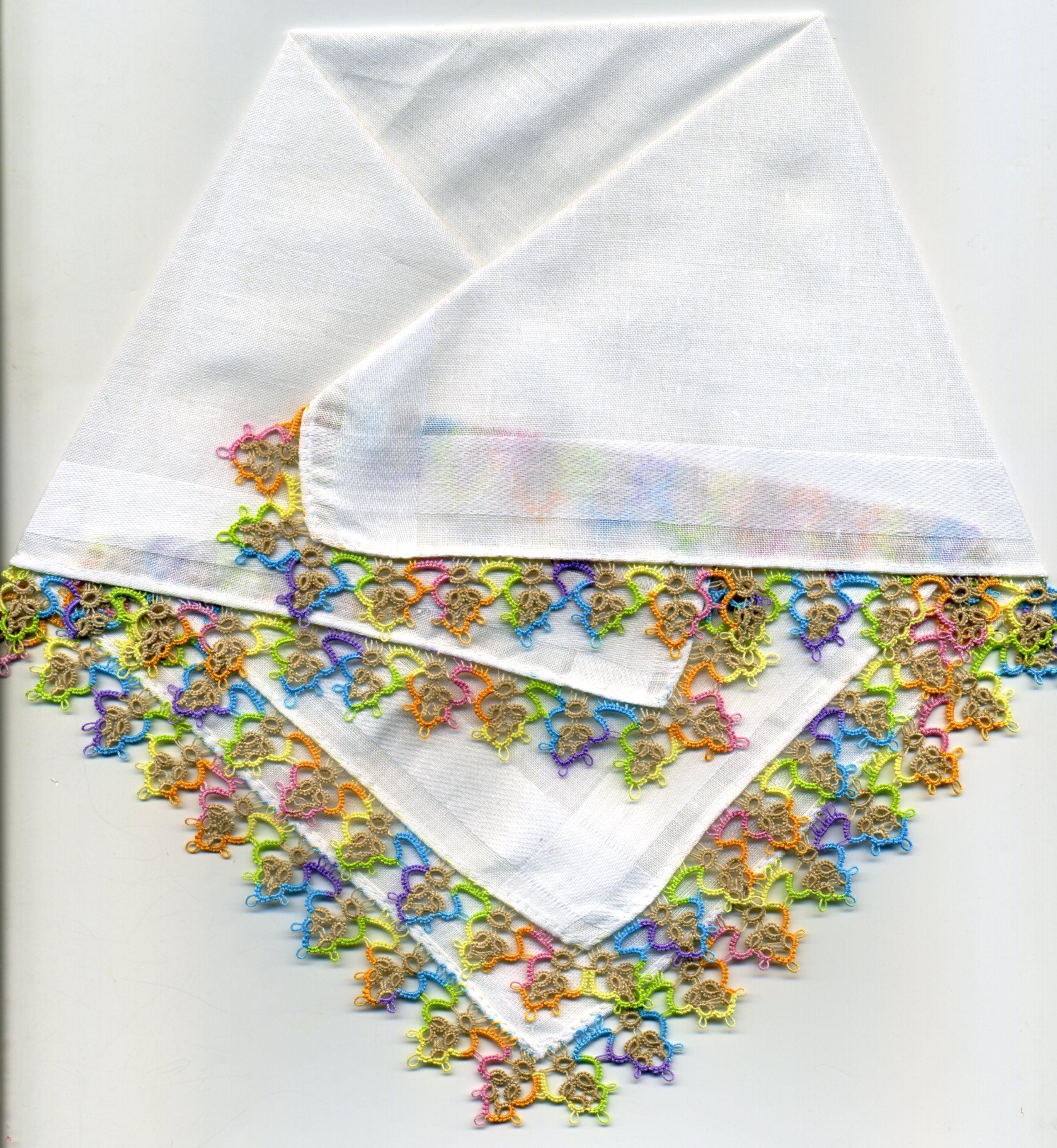 Handkerchief Edging - Oh So Simple rainbowfin.jpg (2550×2769 ...