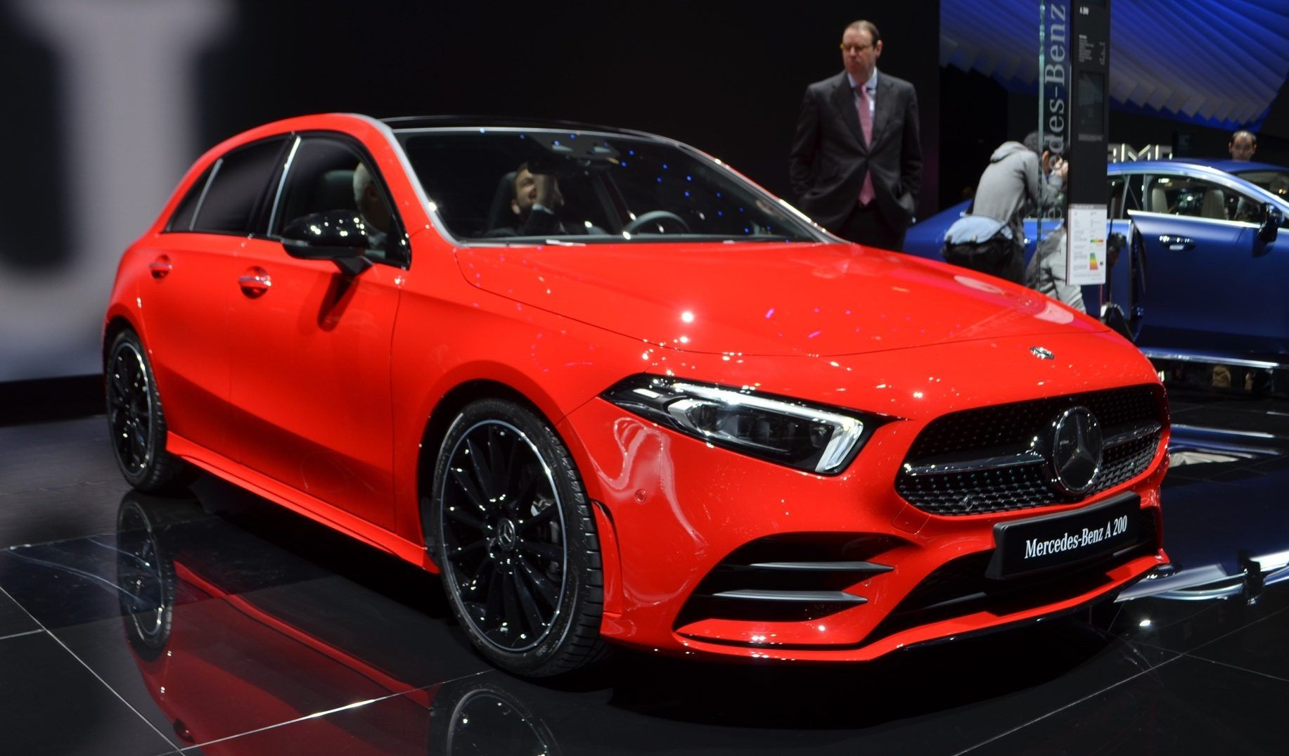 Mercedes Amg A35 To Take On Golf R With 300 Hp 223 Kw With