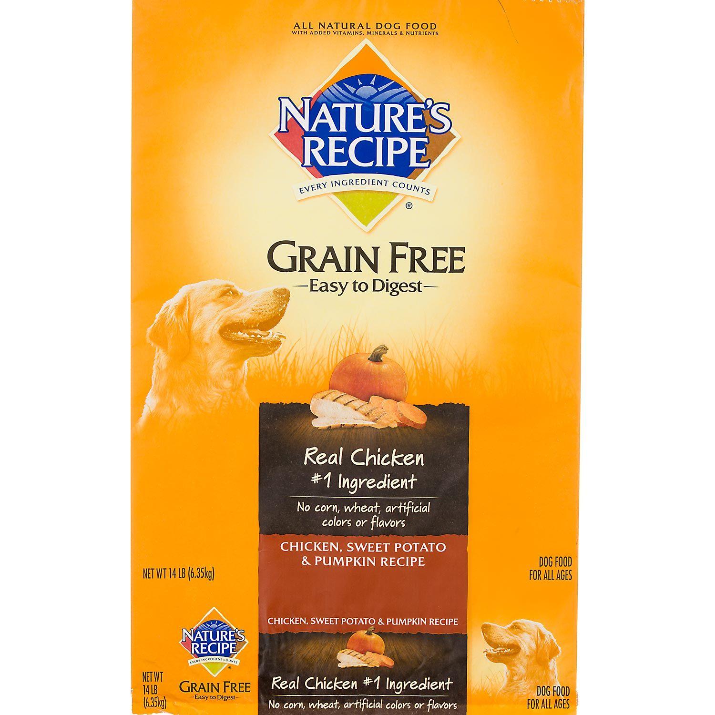 Natures recipe grain free chicken sweet potato pumpkin dry dog natures recipe grain free chicken sweet potato pumpkin dry dog food forumfinder Gallery