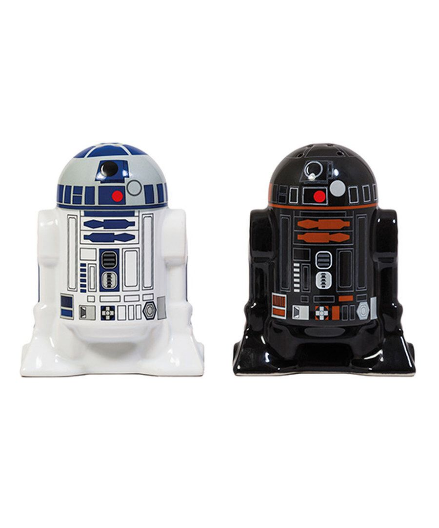 Look at this Star Wars Droid Salt & Pepper Shakers on #zulily today!