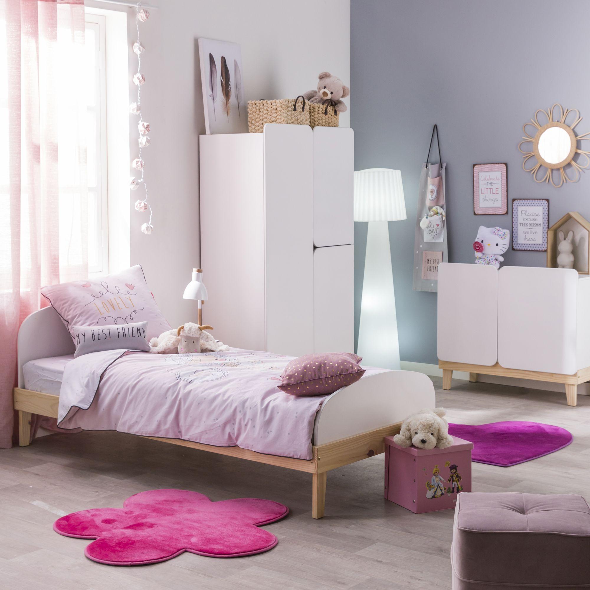 Chambre De Filles Alinea Etagere Chambre Enfant Decoration Chambre Enfant Meuble Deco