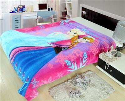 Disney C Fleece Blanket For Kids