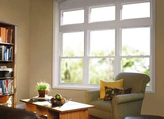 American Craftsman Double-Hung Window