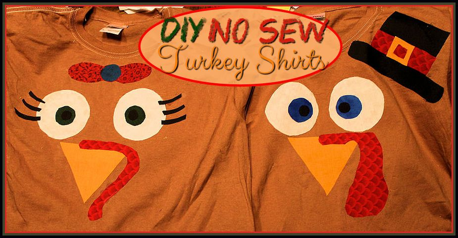 c0b41dbd Excellent Project Awesome no-sew t-shirt that can be adapted for any  season/tradition/pattern via @Amber Galore #homeschoollinkup