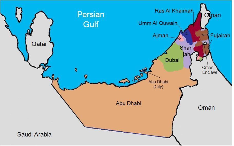 Maps Update 10001000 Map United Arab Emirates UAE Map Map of – Dubai United Arab Emirates Map
