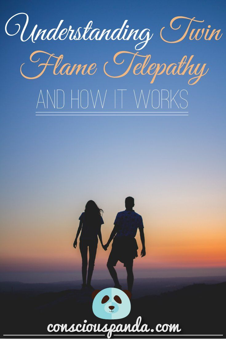 telepathy and soulmates