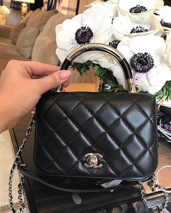 Chanel Carry Chic Bag Collection Bragmybag Bags Designer