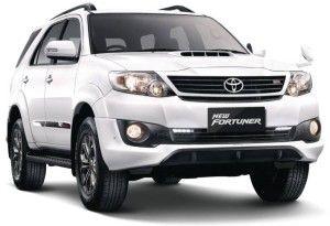 Jual Toyota Fortuner Semarang Com Imagens