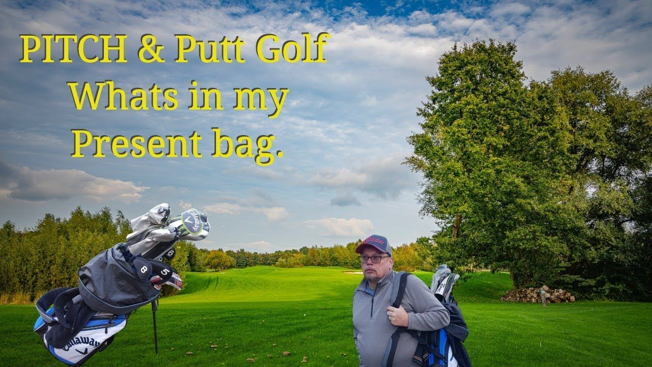 Whats In My Present Golf Bag In 2021 Golf Bags Golf Bags