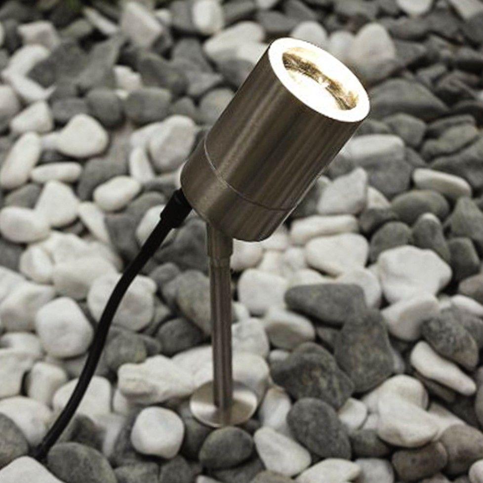 Wundervoll T-Spike / LED Aussen Spiess-Strahler für den Innen- und  PT55