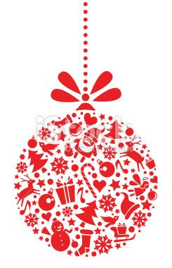 ornament illustration with christmas symbols silhouette christmas ornaments ornaments image christmas doodles silhouette christmas ornaments