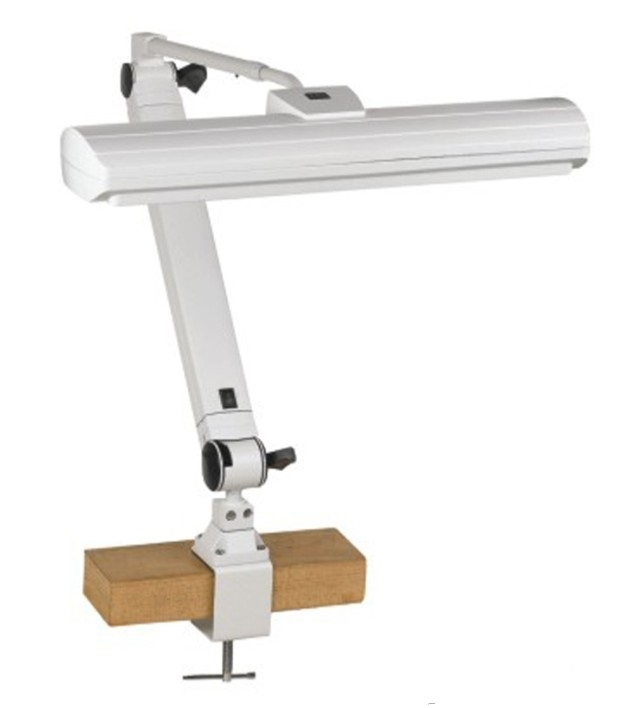 72.00$  Watch here - http://alil19.worldwells.pw/go.php?t=32230337711 - 213A  Portable Work Bench Lamp with 2 Bulb for Jewelry and Watch repair