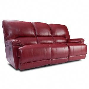 pippa 3 seater leather reclining sofa livingroomsets living room rh pinterest com
