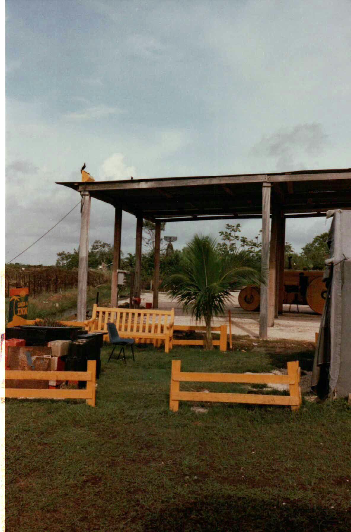 Outdoor structures image by AL BISH on Butcher Radar