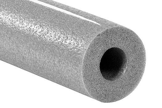 Manchon du0027isolation pour tuyaux en mousse, gris, 28x20 mm