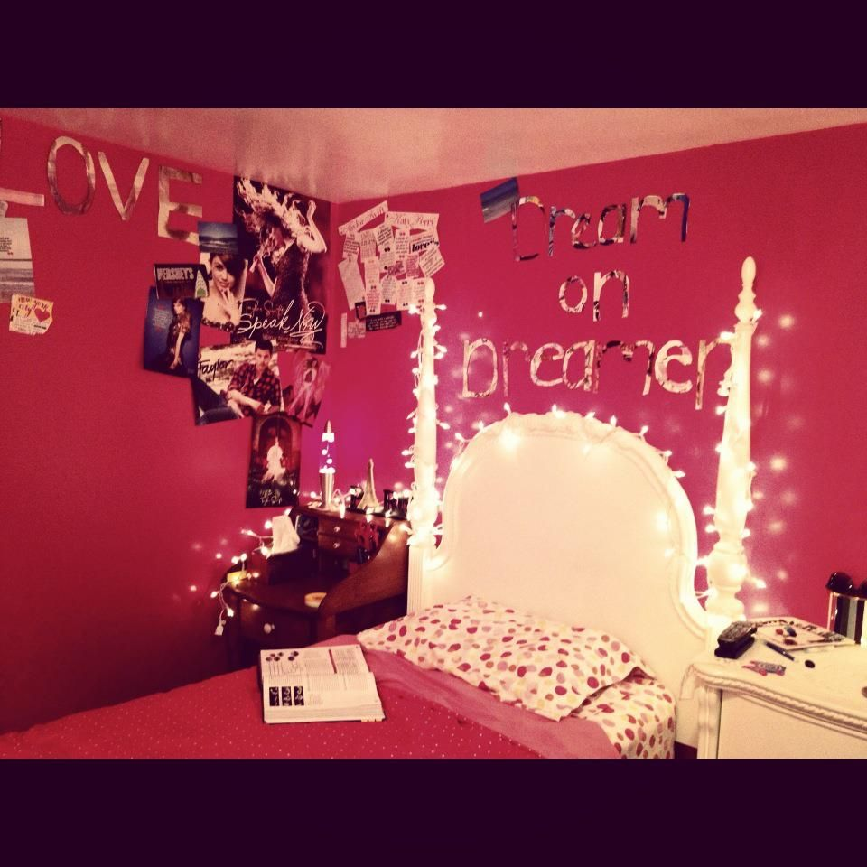 Bedroom christmas lights quotes - Google Image Result For Http S4 Favim Com Orig 48 Bedroom Lights Christmas Lights Pink Tumblr Quote Art Wall Art Room Poster Taylor Swift Love Dr