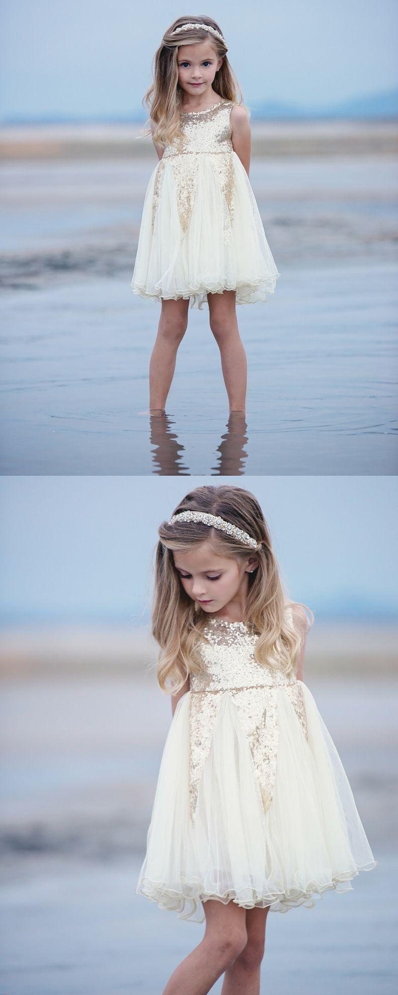 Adele dress ivory u gold kids fashion overlays and girl clothing