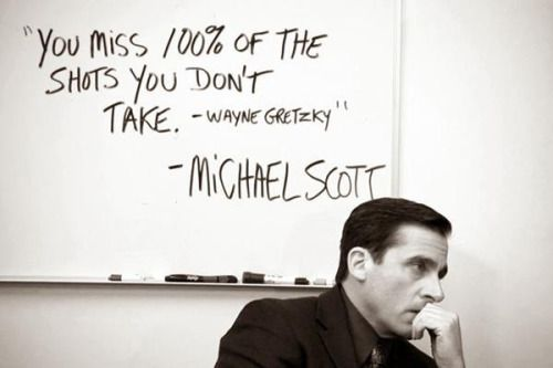 The Office Daily The Man The Myth The Legend Michael Scott Quotes Inspirational Office Quotes Office Quotes Michael