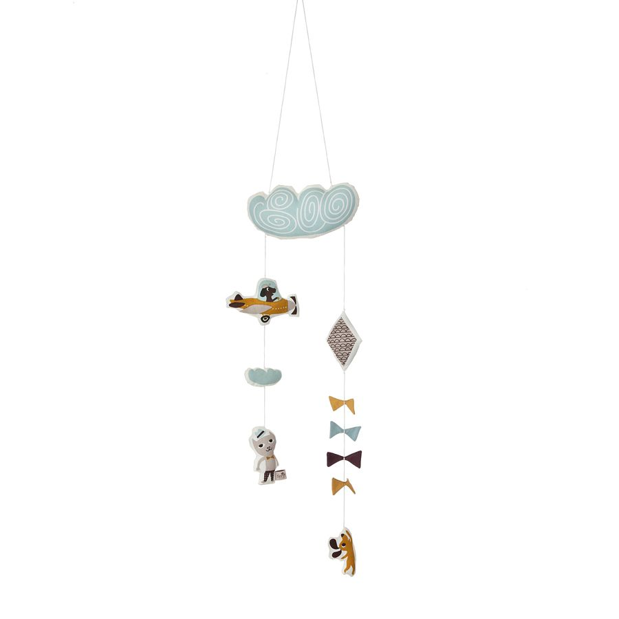ferm LIVING Kite Mobile | Kinderzimmer | Pinterest | Kids online ...