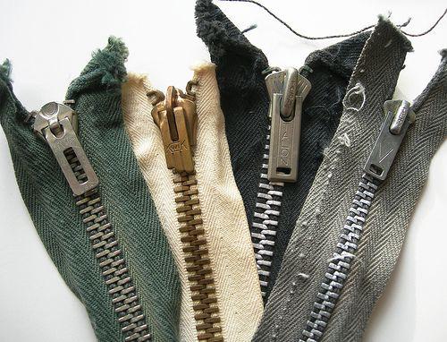 Talon Zipper