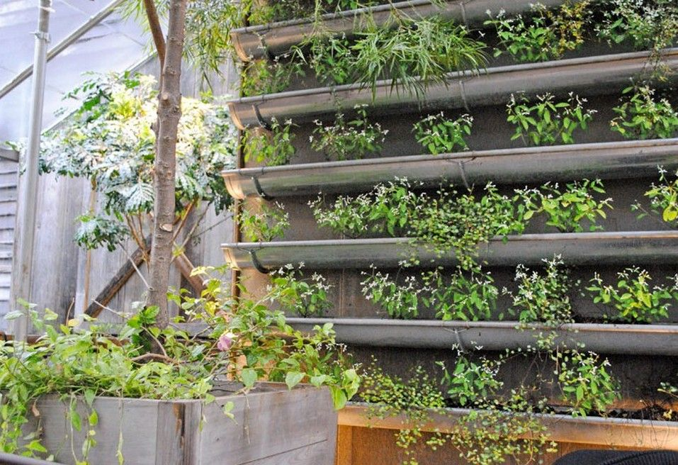 save saving diy gardens with space the vertical garden planter