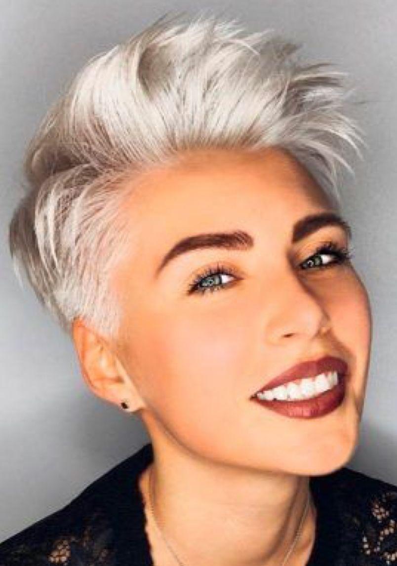 Pin By Hayley Savage Van Ryssel On Hair Pinterest Hair Short