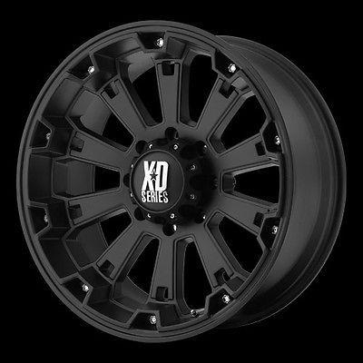 17 Inch Black Wheels Rims Dodge Ram 1500 Ford F150 Truck E150 Van 5x5 5 5 Lug