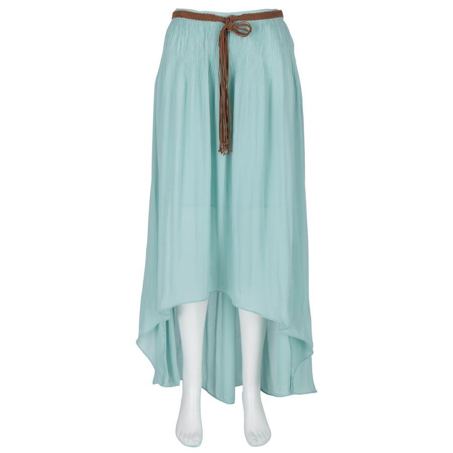 Sanctuary Clothing Women's Contemporary Leotie Crinkle Maxi Skirt #VonMaur