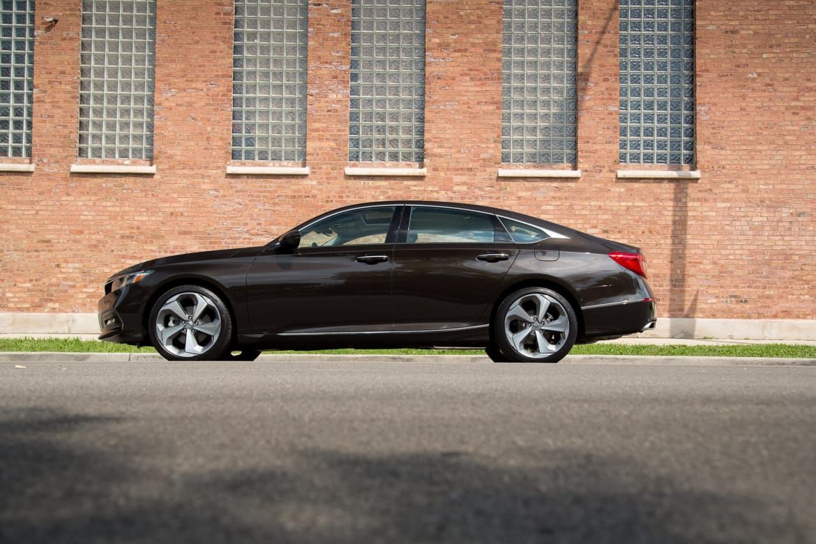 2018 Honda Accord Review First Drive 2018 honda accord